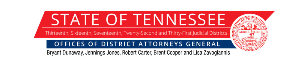 Five Additional Tennessee District Attorneys General  File Suit Against Opioid Producers
