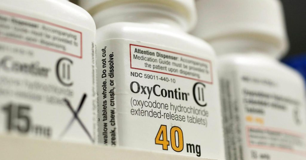 Origins of an epidemic: Purdue Pharma knew its opioids were widely abused