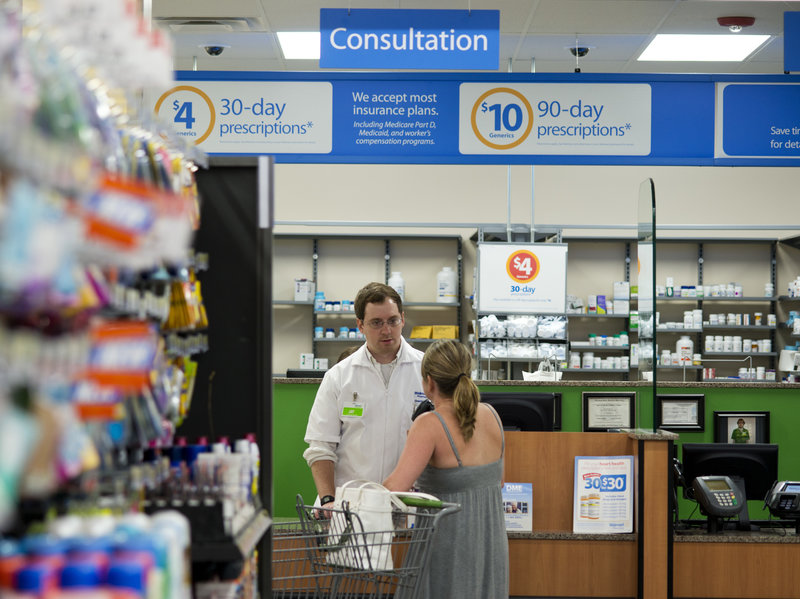 Walmart Will Implement New Opioid Prescription Limits By End Of Summer